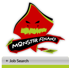 Monster Finance Logo - What is it really?