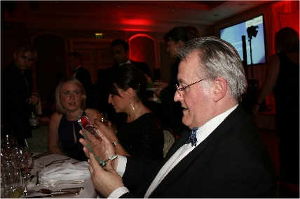 Mark Fielding, CEO ISME - NRF Awards 2009