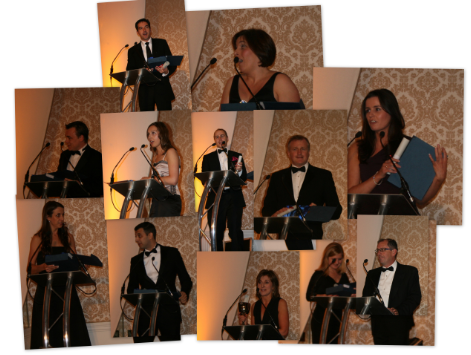 NRF 2010 Winners
