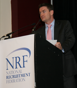 Peter Cosgrove at National Recruitment Federation Conference 2011